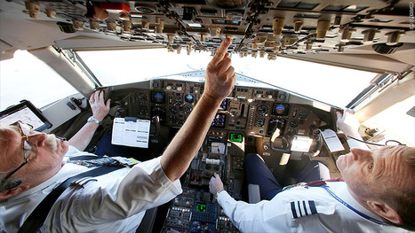 Would airliners be safer without pilots? No, says NTSB chairman | Aviation & Airliners | Scoop.it