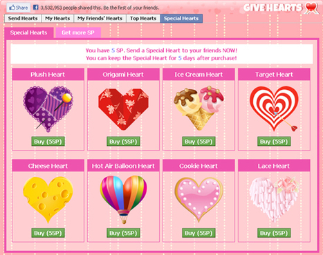 10 Sweet and Naughty Facebook Apps to Celebrate Valentine's Day | Facebook Analytics | Scoop.it