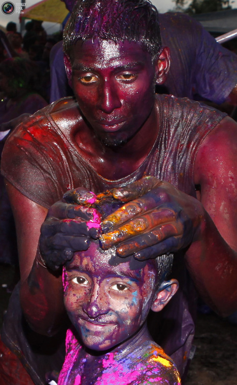Holi Day aka Festival Of Colours | Awesome Photographies | Scoop.it