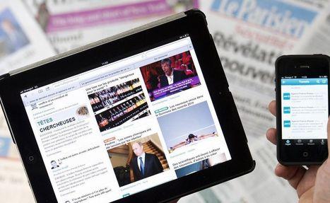 Digital Ad Spending Will Hit $41.8 Billion, Surpass Broadcast TV In 2015 | Screen Harmony | Scoop.it