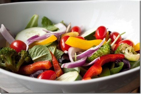 Always Start with a Salad | Can You Stay For Dinner? | Health, Fitness, and Life | Scoop.it