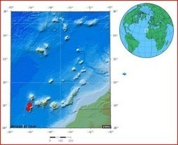 Easter Sunday sees The Canary Islands' largest earthquake since 2011 eruption on El Hierro | El Hierro as an example of volcanism in the Canary Islands | Scoop.it