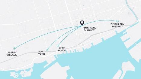 UberHOP pilot in Toronto offers a public transportation alternative | Travellers multimodal information system | Scoop.it