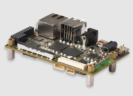 Inforce 6309 micro SBC is Software Compatible with DragonBoard 410c Board, Includes an Ethernet Port | Embedded Systems News | Scoop.it