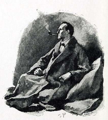 New Literary Maps of Charles Dickens and Sherlock Holmes | Doyleockian | Scoop.it
