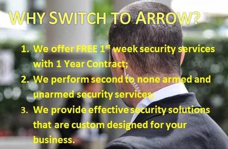 Protective Security Guard Services In Boca Raton, Florida | Arrow Security Corp | Scoop.it