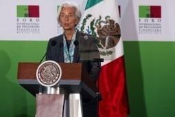 FMI: Lagarde plaide au Mexique pour «l'inclusion financière» des plus pauvres | Nouvelles d'Amérique centrale | Scoop.it