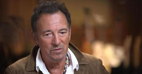 Bruce Springsteen on writing his autobiography - CBS News   Bruce Springsteen   Scoop.it