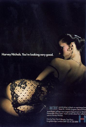 Vintage Adverts: You're looking very good | Lingerie Love | Scoop.it