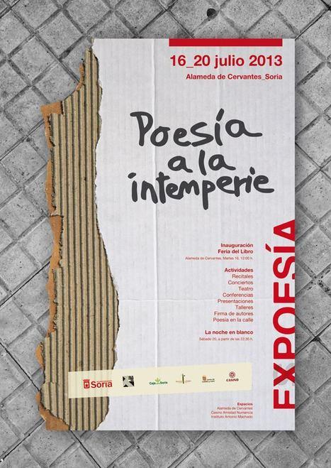 Poesía a la intemperie, 16-20 de Julio de 2013, Soria. | MARATÓN DE CITAS | Scoop.it