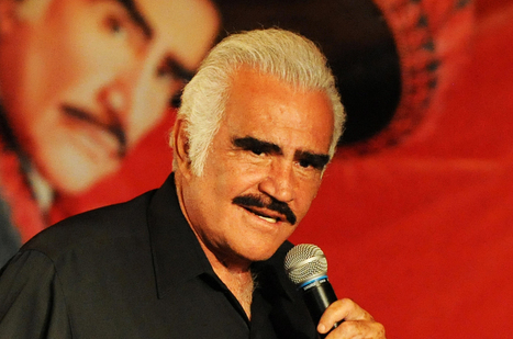 Vicente Fernandez Endorses Hillary Clinton With Personal Corrido: Listen | Current Events, Political & This & That | Scoop.it