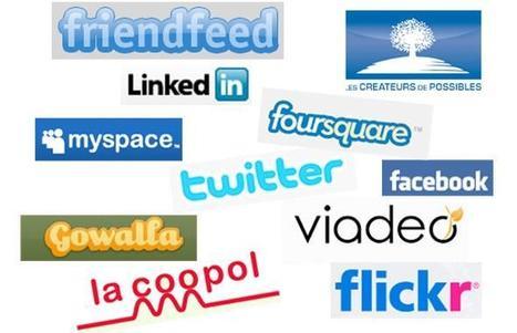 Les 10 sites de réseaux sociaux qu'il faut connaître | Social Media en 2012 | Scoop.it