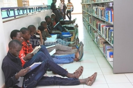 Standard Digital News : : The Counties - Why there is no vacant seat in Nakuru library | Information Science | Scoop.it