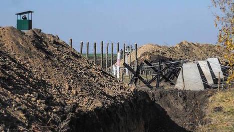 Frontière Ukraine-Russie : Un nouveau mur en Europe | Focus sur l'Europe | Scoop.it