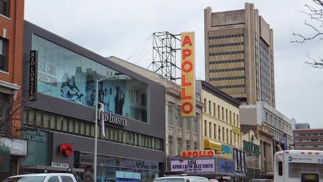 El Apollo Theater, el alma del jazz en Harlem | Universo de Viajes | Scoop.it
