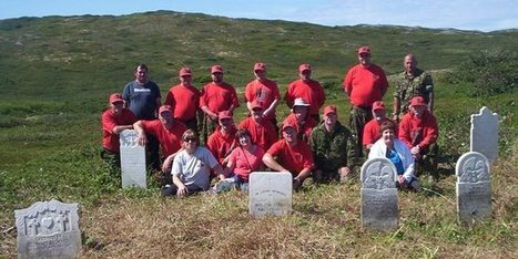 Army News in Atlantic Canada | Canadian Army | Article | Newfoundland's Canadian Rangers restore forgotten cemetery | Soldiers | Scoop.it