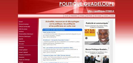 Politique, politiques et politiciens outre-mer | Ressources politiques Guadeloupe | Scoop.it