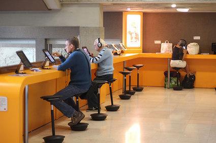 PNB, un prêt numérique où la bibliothèque n'est qu'un passe-plat | Actualités du monde des bibliothèques | Scoop.it