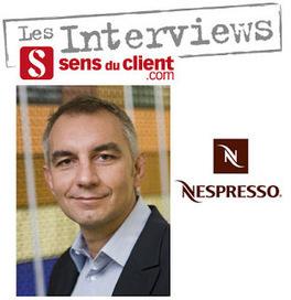 Arnaud Deschamps (Nespresso) et le Sens du client | RelationClients | Scoop.it