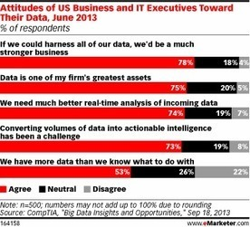 Improving Customer Experience Leads Big Data Priorities | Think Oranges. | Scoop.it