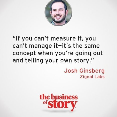 How To Monitor Your Public Story In Real Time with Josh Ginsberg | Story and Narrative | Scoop.it