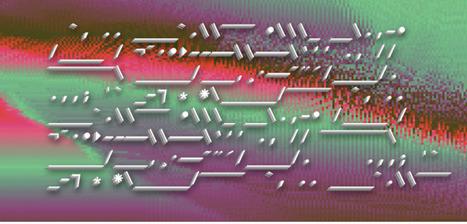 A Brief History of ASCII Art  | CreativeMornings/New York | ASCII Art | Scoop.it
