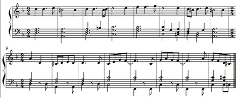 Songs without Words » Blog Archive » [210] La Folia and Ms. Spears   Music Education   Scoop.it