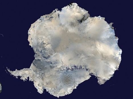 Unstoppable melting of Antarctic ice sheet found underway | Everything Is Broken | Scoop.it