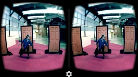 Youtube est enfin compatible avec le Google Cardboard - GoGlasses | Digital News in France | Scoop.it