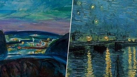 Van Gogh Museum - Google+ | ESL- EFL and Art | Scoop.it