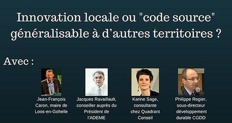 Démarche de transition àLoos-en-Gohelle : innovation locale ou code source généralisable à d'autres territoires | Prospective pour une ville en transition | Scoop.it