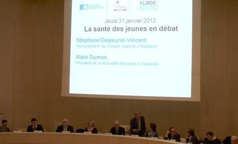 Les jeunes et la santé: des constats inquiétants - Aqui.fr | BIENVENUE EN AQUITAINE | Scoop.it