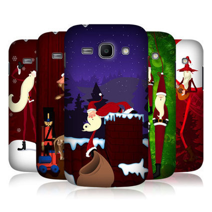 Head Case Thin Santa Protective Back Case Cover for Samsung Galaxy Ace 3 S7270 | Technology Right At Your Doorstep | Scoop.it
