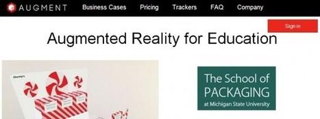 Augment, plataforma para compartir modelos 3D en realidad aumentada | Innovación educativa y nuevas tecnologías | Scoop.it