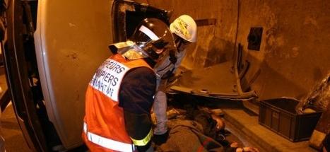 Accident dramatique à la gare: le temps d'une nuit, Rouen va se prêter à un exercice de sécurité géant - Tendance Ouest Rouen | Grand-Rouen | Scoop.it