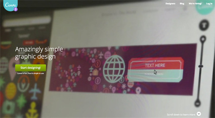 Create Professional-Looking Graphics The Easy Way With Canva | Web Design | Scoop.it