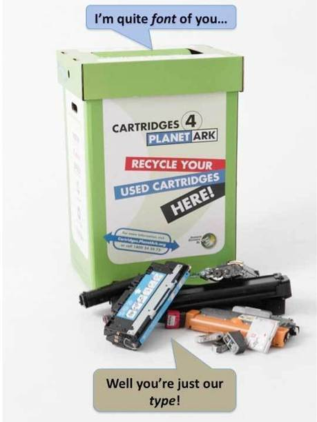 Do you recycle your printer cartridges? - State of Green | Sustainable living | Scoop.it