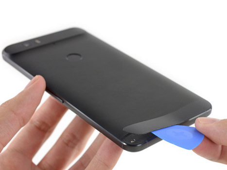 How to Replace A Cracked Nexus 6P Screen | Cellphone Tips & Tricks | Scoop.it