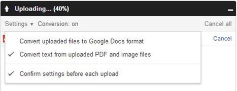 Convertir PDF, JPG, PNG y GIF a documento de texto con Google Drive | Educacion, ecologia y TIC | Scoop.it