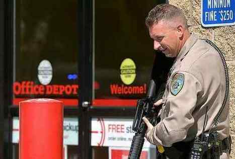 Gunman in Redlands shoots hostage, is killed by police | Police Problems and Policy | Scoop.it