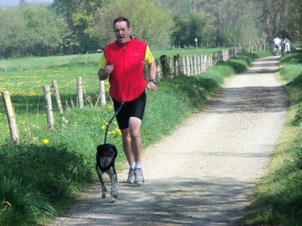 Parole de runner - Christophe, canicrosseur ! | Le sport avec un chien - Sport with dogs | Scoop.it