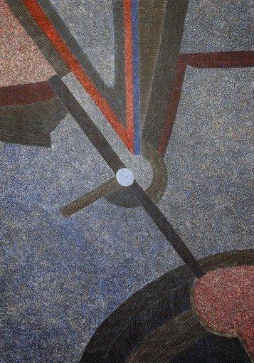 Une nouvelle oeuvre d'Abie Loy Kemarre, peintre aborigène | Art Aborigène (Blog) | Kiosque du monde : Océanie | Scoop.it