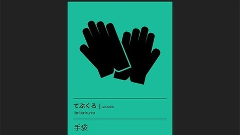 Mainichi Teaches You Japanese with Every New Chrome Tab | Bazaar | Scoop.it
