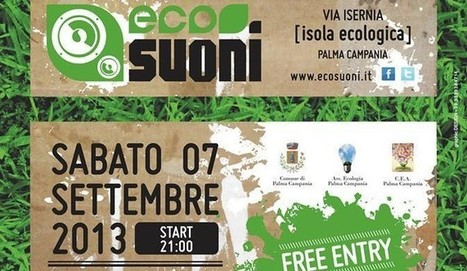 Musica ed Ecologia, al via il secondo Festival EcoSuoni - Il Fatto Vesuviano | S.G.A.P. - Sistema di Gestione Ambiental-Paesaggistico | Scoop.it