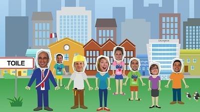 Serious Game : Ville cherche responsable de communication, responsable voirie et élu connaissant le web | RH et médias sociaux | Scoop.it