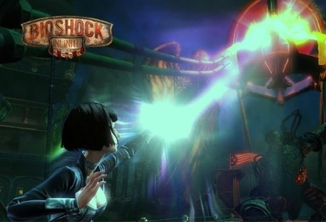 Kies zelf jouw BioShock Infinite cover! | GameSnack | Video game nieuws community | Scoop.it