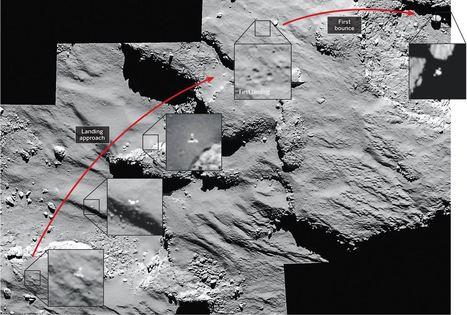 Doomed comet lander delivered harvest of science | Physics as we know it. | Scoop.it
