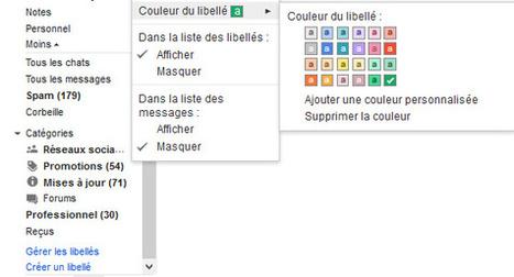 Quelques astuces pour mieux utiliser Gmail | Delmundo 24 | Scoop.it