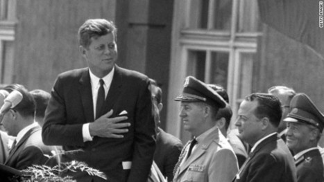 3 things JFK taught us about US strategy - CNN (blog) | Leadership, Execution and Strategy | Scoop.it