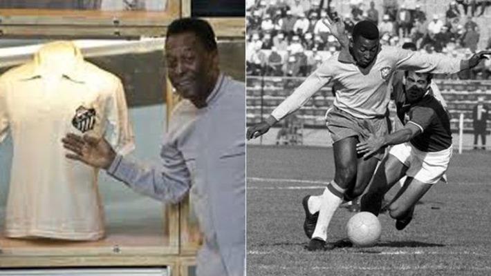 Mondial 2014 :Pelé, le roi du football inaugure son musée | Le Figaro | Kiosque du monde : Amériques | Scoop.it